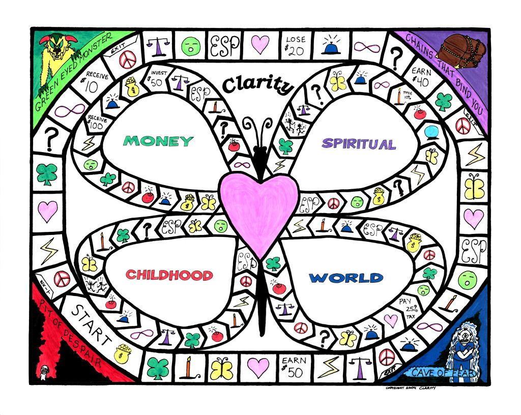 Clarity Board Game